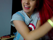 Milasteele webcam show 2015 August 17-02.27