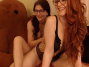 Eveafoxy webcam show 2015 May 10-03.55