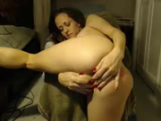 Mskittyrenee private show 2015 March 21_01-18-08