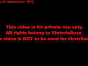 VictoriaRoze Premium Video Daddy Rides