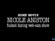home movie sex tape of nicole aniston and her friend
