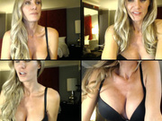 TheStellarGF rub her pussy through her panties, than i stuff her panties into her pussy and finger herself, til they get all wet in free webcam show 2017-10-01_093447_duration.sec_3914