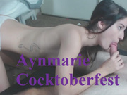 Aynmarie Cocktoberfest 16 B/G Video