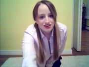 Cutemonsta schoolgirl vid final in private premium video