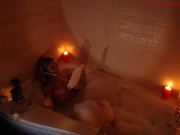 IntruderRorry Bubble Bath in private premium video
